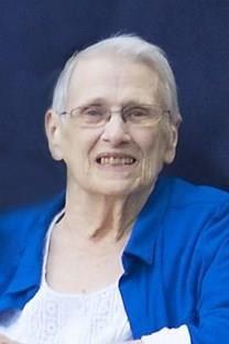 Melba Joyce Spavin obituary photo
