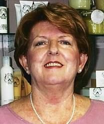Geraldine Frances Cronin obituary photo