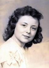 Geraldine Mary Erdman obituary photo