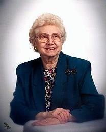 Thelma Marie Hill obituary photo