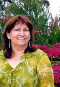 Rebeca Sandoval obituary photo