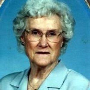 Doris Jean Webber