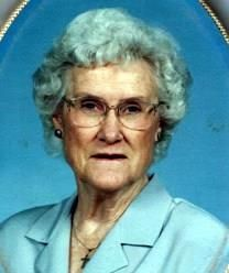 Doris Jean Webber obituary photo