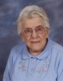 Fanny Louise Starns obituary photo