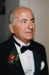 Pete K. Jakovas obituary photo