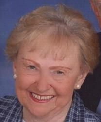 Arlene Joyce Mitchell obituary photo