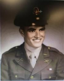 George Allen Kelt obituary photo