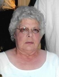 Charlene Sykes obituary photo
