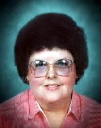 Joan Pearl Green obituary photo
