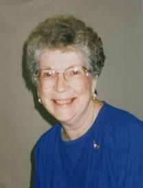 Margie Louise Strickland obituary photo