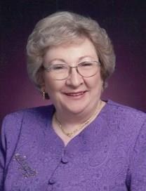 Viola Frances Hughes obituary photo