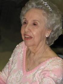Ida Naomi obituary photo