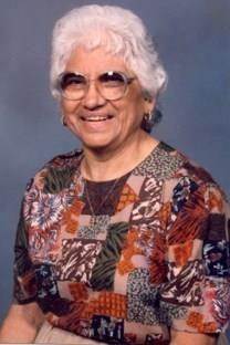 Margaret Lucio obituary photo