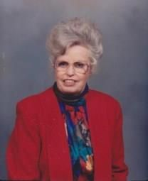 Margaret A. Davis obituary photo