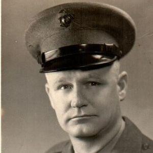 Gunnery Sergeant Milton E. Kizer