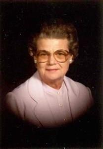 Dorothy Bell McRainey obituary photo