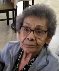Ernestine Irene Pineda obituary photo