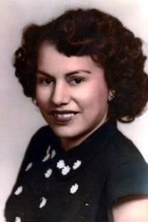 Alice M. Calderon obituary photo
