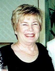 Margaret Ann Odell obituary photo