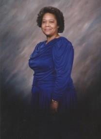 Jenice Kay Ward obituary photo