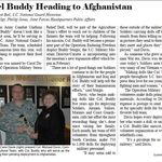 """This """"Colonel Buddy"""" story was one of Buddy's favorites. A suiting tribute for a man who had done so much for our Veterans."""