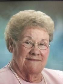 Berniece Matejcek obituary photo