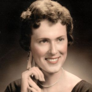 Claudette C. Cormack Obituary Photo