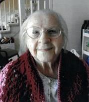 Jessie Sylvia Miga obituary photo