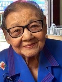 Benedicta Dionisio Magno obituary photo