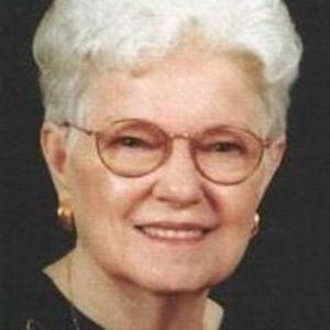 Alma Claire Warren