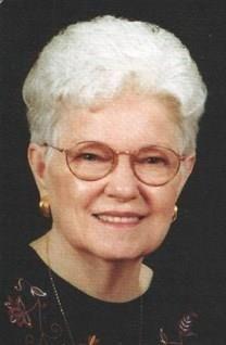 Alma Claire Warren obituary photo