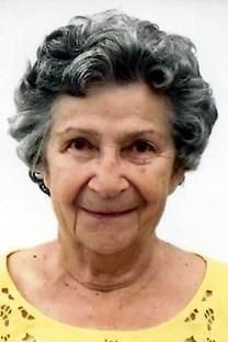 Sarah I. Hrubik obituary photo