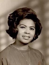 Alicia Garcia Mendoza obituary photo