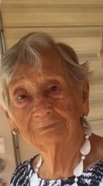 Pauline Newton McKeithan obituary photo