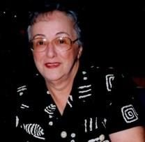 Adeline PECK obituary photo
