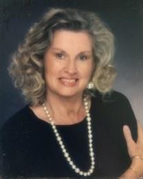 Christine Anne Morgan obituary photo