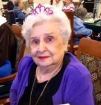 Dolores Sciandra obituary photo