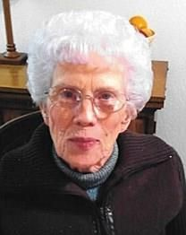 Barbara J. Kanzler obituary photo