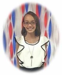 Angelica Marie Camacho obituary photo