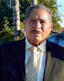 Carlos Garcia Vargas obituary photo