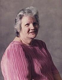 Nina Jean Griffith obituary photo