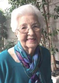 Anna Gardner obituary photo