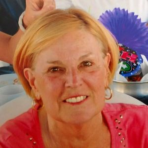 Carol Jean Remshard Obituary Photo
