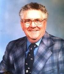 George S. Mabee obituary photo