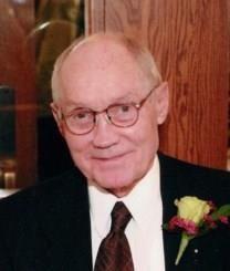 John Wright Brown obituary photo