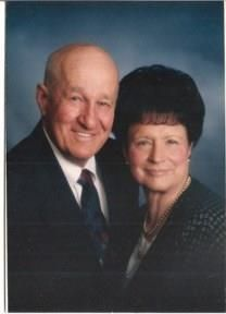Ted and Elva Burke obituary photo