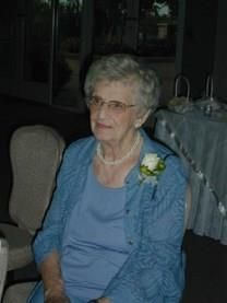 Agnes G. Lynch obituary photo