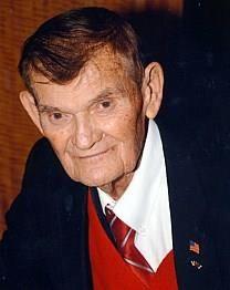 Elisha Jackson Evans, obituary photo