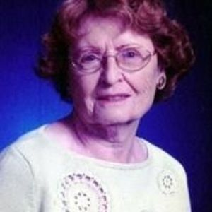 Thelma Evelyn Collins