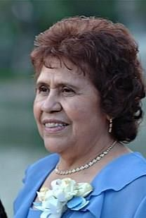 Maria Luisa Rojas obituary photo